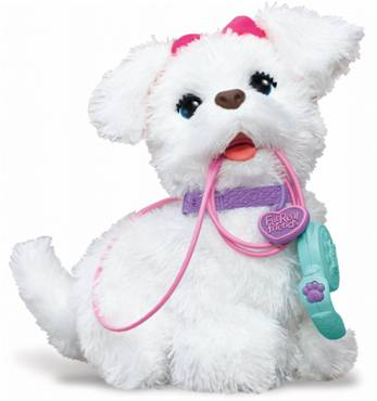 Furreal Friends Gogo Interactive Robot Puppy Features Robotic Dog Toys