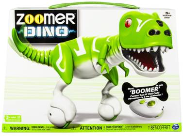 Zoomer Dino Robotic Toy