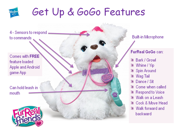 furreal friends gogo my walkin pup instruction manual