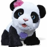 FurReal Friends Stuffed Plush Panda Bear Pom Pom