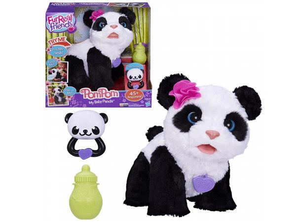 My Walking Panda Pom Pom