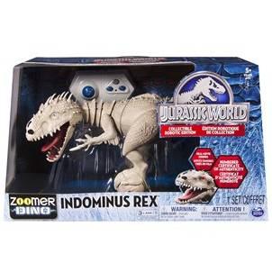Indominus Rex Review