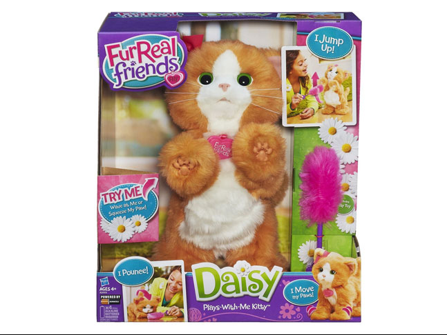 FurReal Friends Daisy Play With Me Features