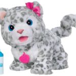 Hasbro FurReal Friends My Baby Snow Leopard Flurry