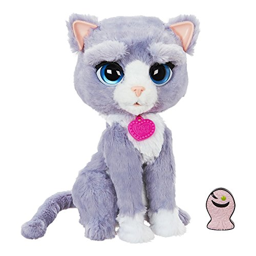 Meet Furreal Friends Bootsie A Kitty With Attitude Robotic Dog Toys