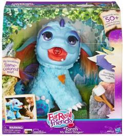 FurReal Friends My Blazin Dragon Torch Box