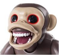 Zoomer Chimp Grumpy Mood
