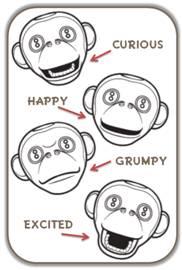 Zoomer Chimp Moods