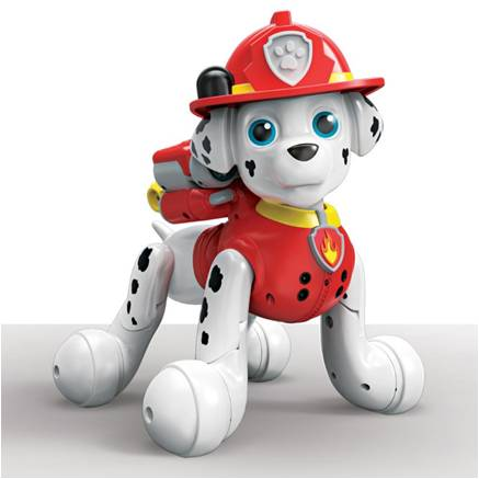 Paw Patrol Zoomer Marshall Robotic Dog Toy